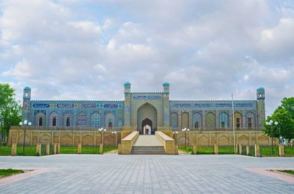 Исторические и архитектурные памятники Ферганской долины